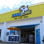 Dogizone front entrance