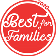 2020 Best for Families Award